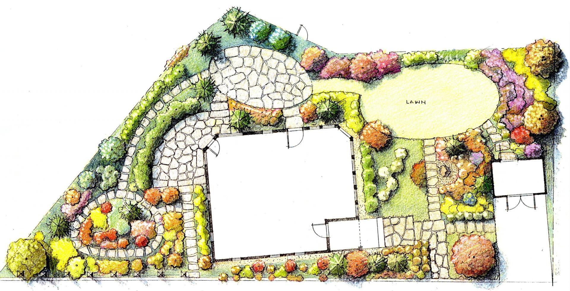 garden-design-with-fremont-peak-park-lan
