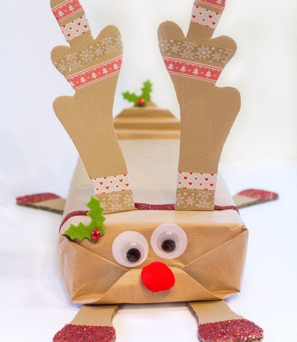 15 идей упаковать подарок - Так Просто! 31