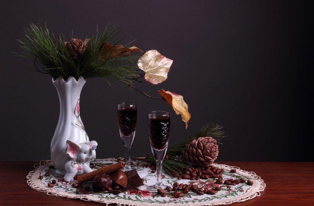 Кедровая настойка, рецепты настоек, настойки +на спирту,