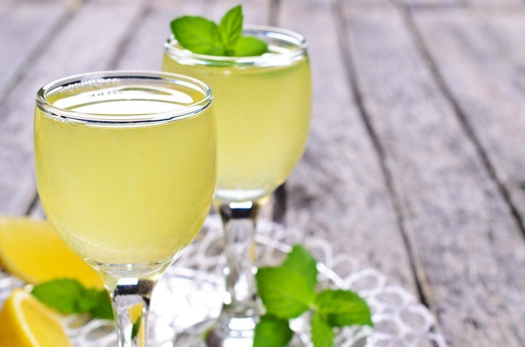 Настойка мята на спирту