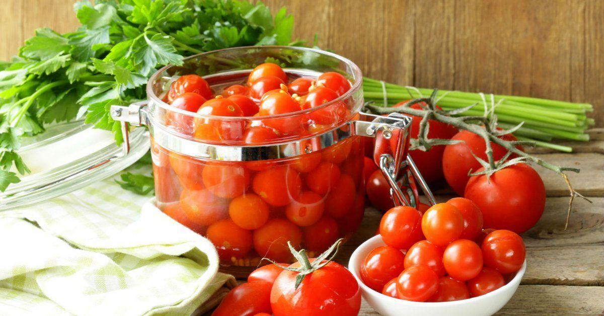Вкусные зимние заготовки из помидоров
