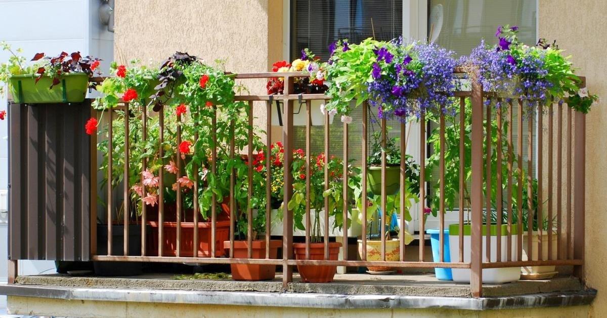 Как подвесить цветочный горшок на окно