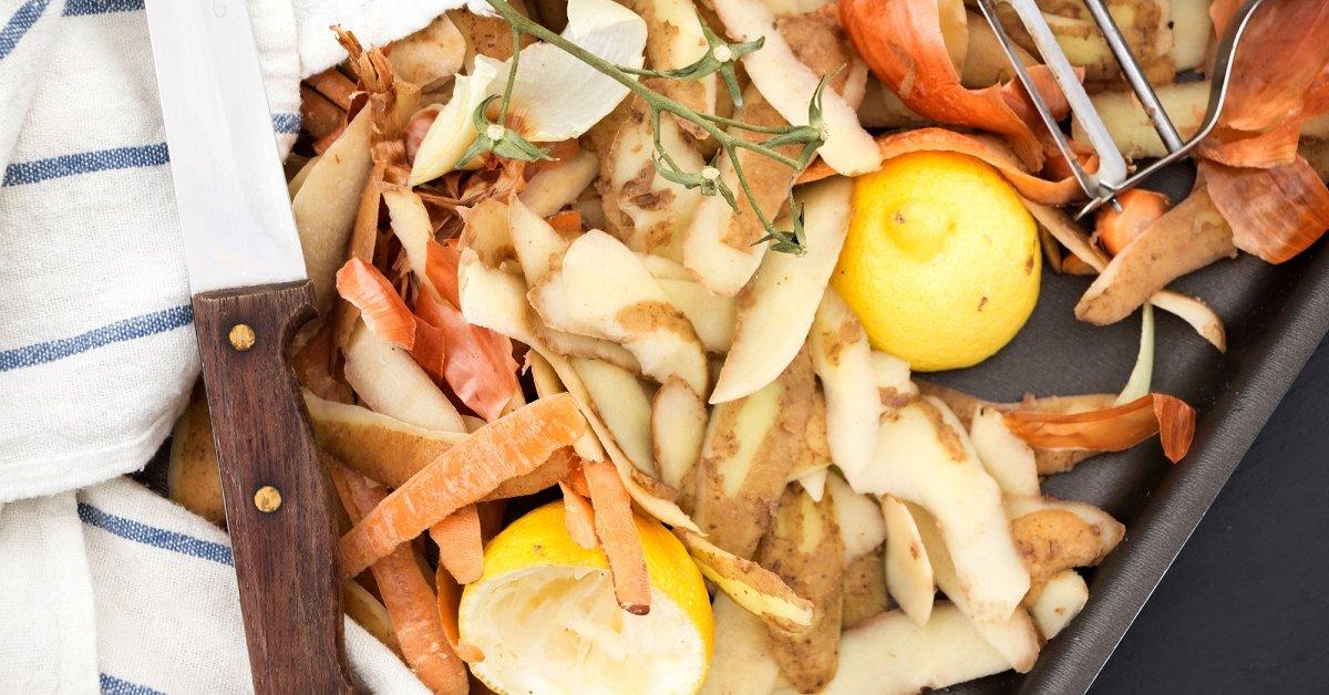 Не выбрасывайте очистки! 6 способов применения кожуры овощей и фруктов