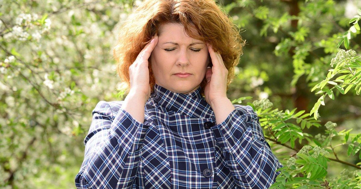 Может ли от мяты болеть голова