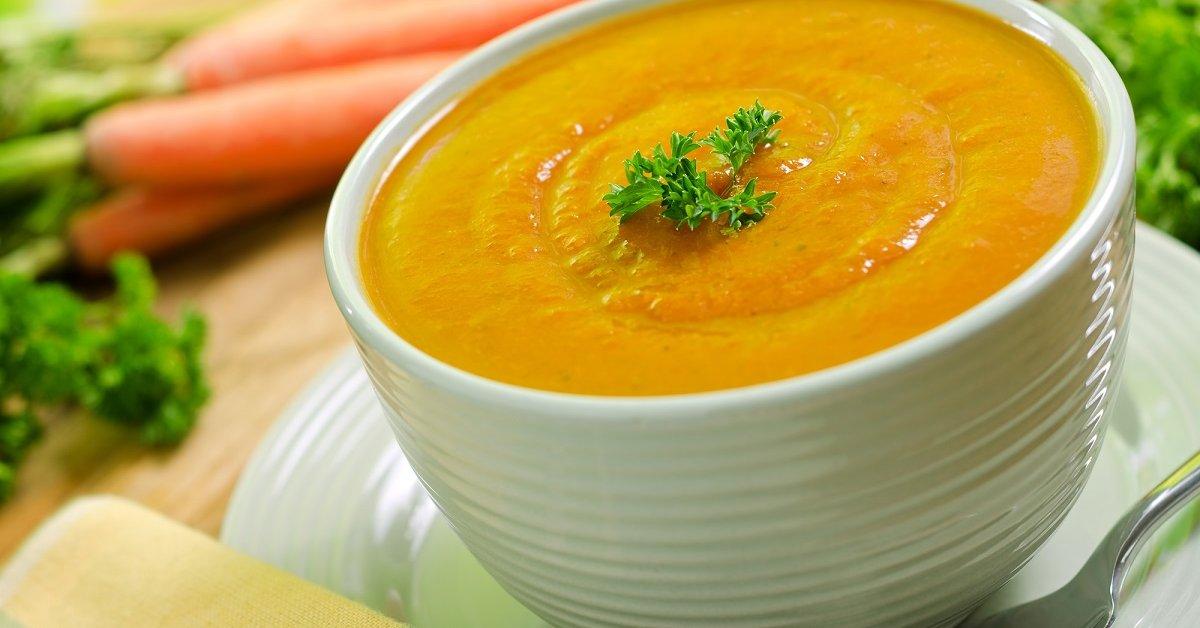 Диетические блюда из моркови простые рецепты