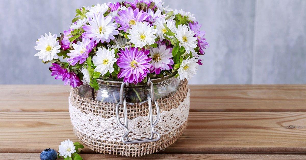 Цветы для букета: какие растения годятся на срезку? | Дизайн участка (Огород .ru)