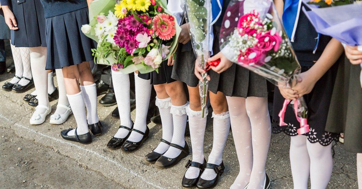 Букет на 1 сентября из садовых цветов своими руками – идеи оформления