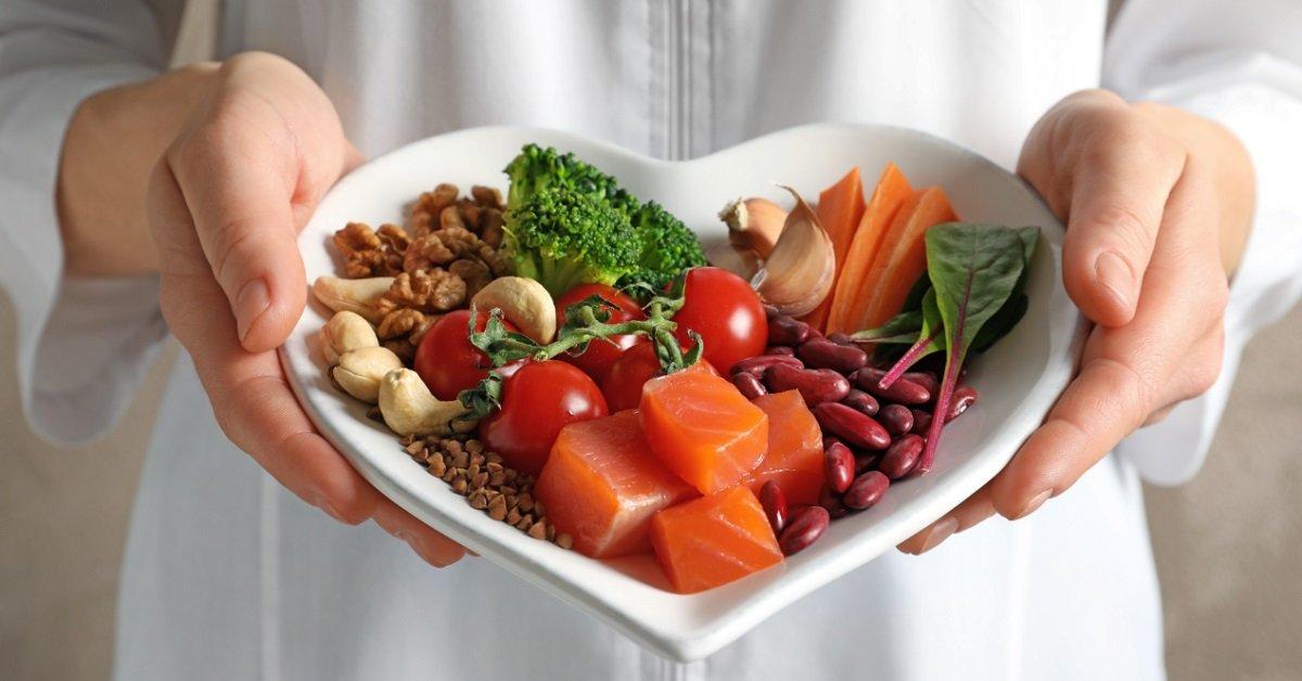 Правильное питание для сосудов и сердца