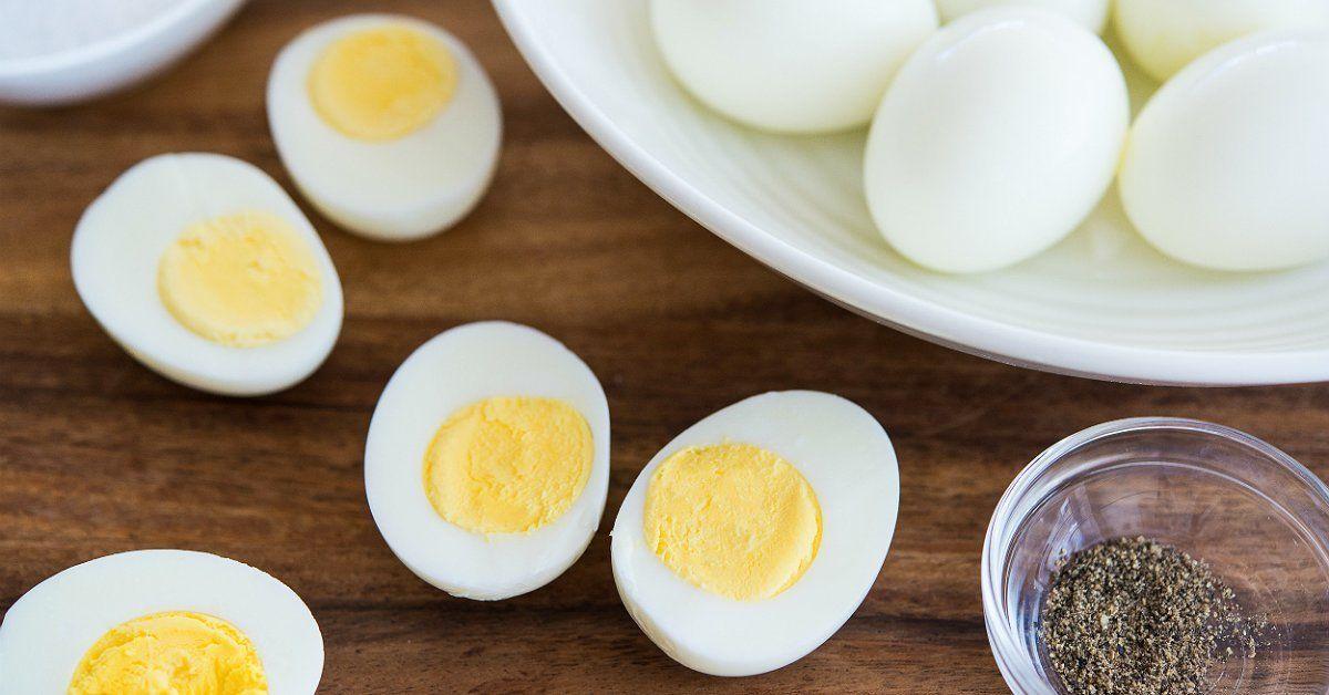 Как приготовить яйца – простые и быстрые способы