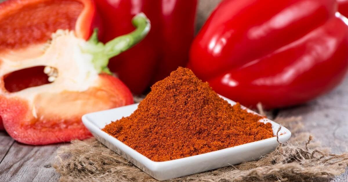 Паприка молотая: описание вкуса и применение в кулинарии