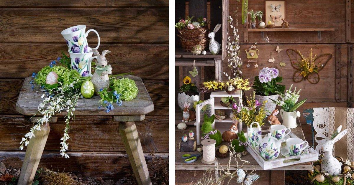 Как украсить интерьер дома к светлому празднику Пасхи? Украшение для дома на Пасху своими руками. Фото
