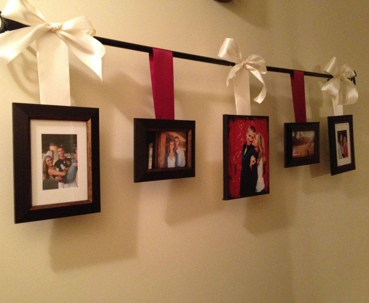 Картины и фотографии подвесные на лентах фото