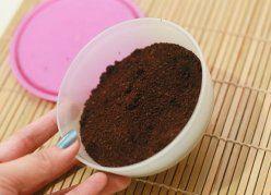 Повторное использование молотого кофе