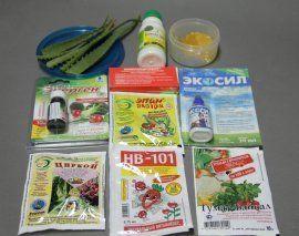 ogorod.ru/Виктория Солуп: Различные стимуляторы роста растений