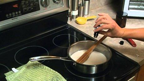 Приготовление солнцезащитного крема