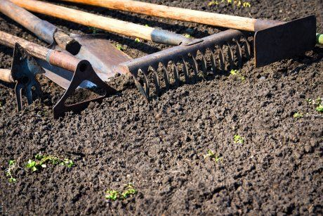 Огородный инструмент