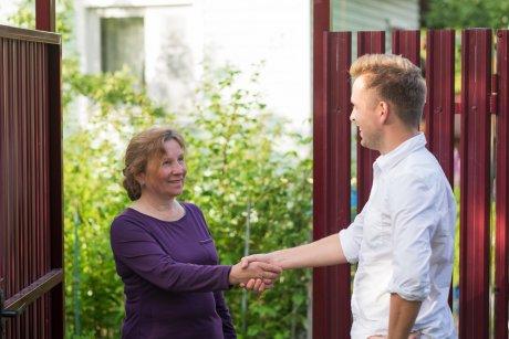 Как договориться с соседями