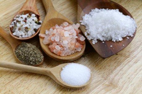 соль крупная или мелкая