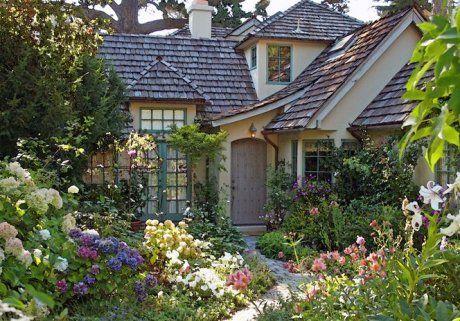 котеджный сад