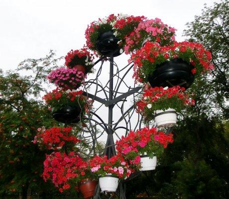 Стела для цветов