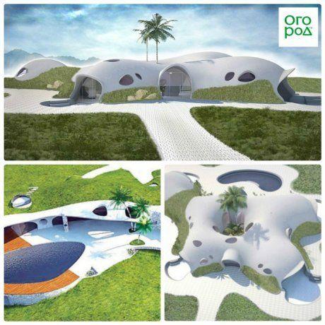 проекты надувных домов
