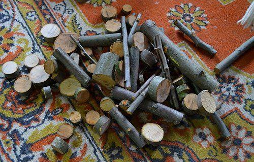 дерево ветки конструктор фото