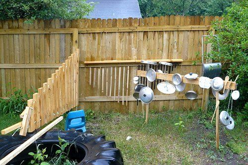 деревянный ксилофон посуда музыка игра для детей фото