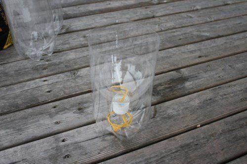 Конструкция пластикового горшка