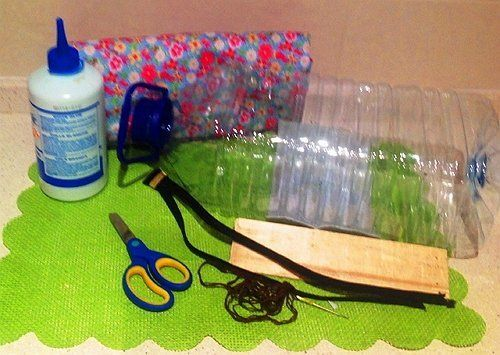 Почтовый ящик из пластиковой бутылки своими руками фото 81