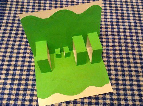 3D-открытка на 8 марта