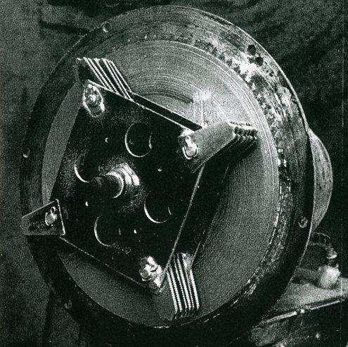 Основной рабочий орган зернодробилки фото