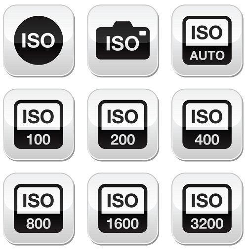ISO – чувствительность к свету