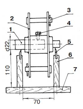 устройство балансировки барабана зернодробилки схема фото
