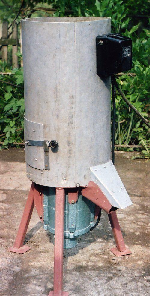 Фото 1. Общий вид установки