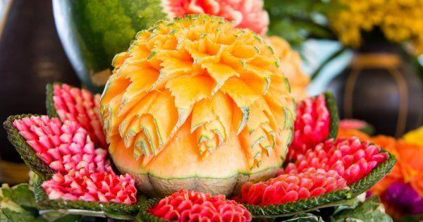 images|cms-image-000041010 Карвинг – невероятные композиции из овощей и фруктов