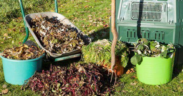Перекопка огорода осенью что вносить