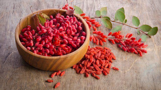 Плоды дерезы известны своими целебными свойствами