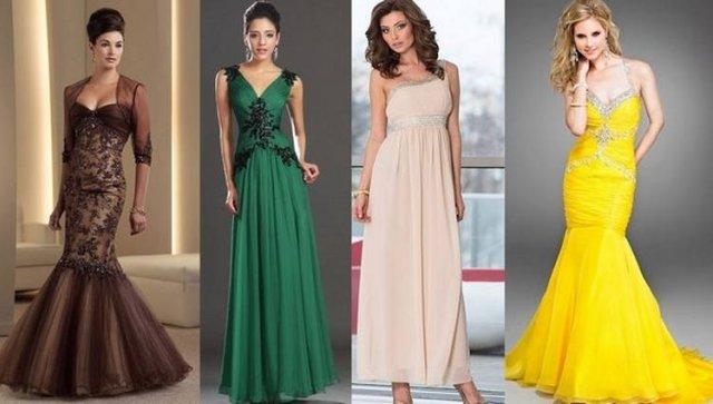Праздничные платья 2019