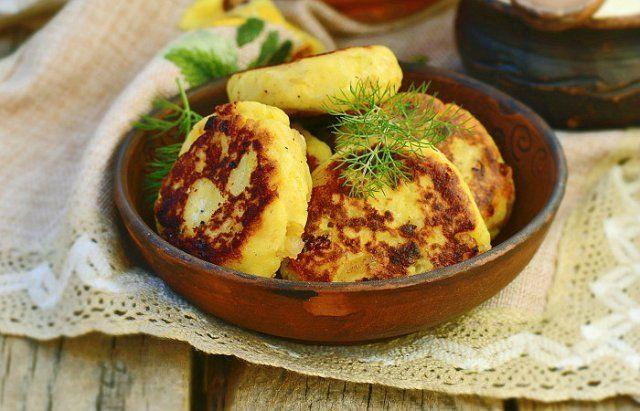 Простые рецепты на каждый день с картошки