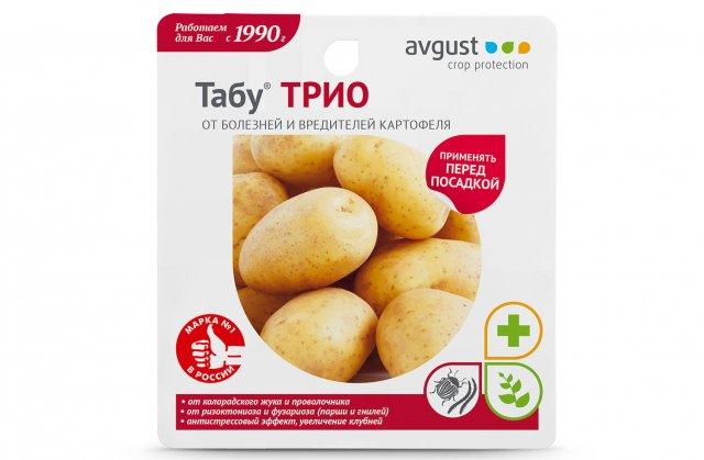Чем действенно обработать картофель от болезней и вредителей