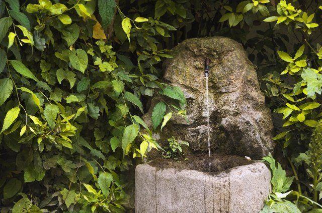 фонтан прованс