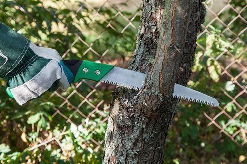 Садовая ножовка