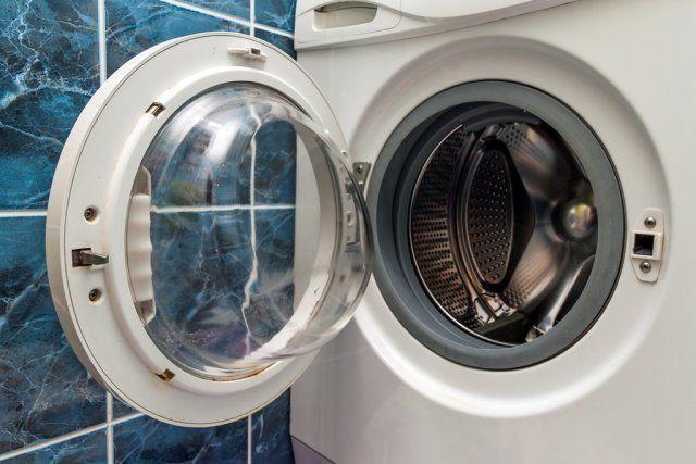 стиральная машина на даче
