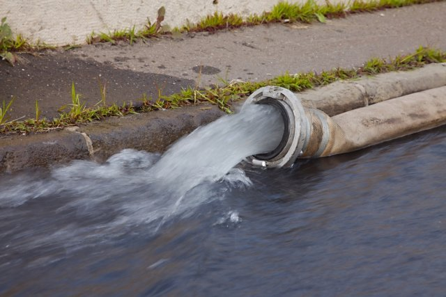 Перерасход воды