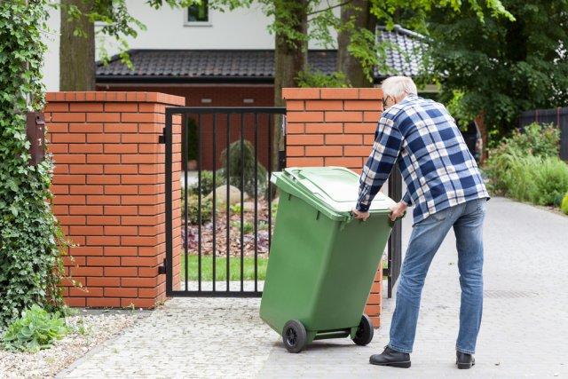 Персональный мусорный контейнер