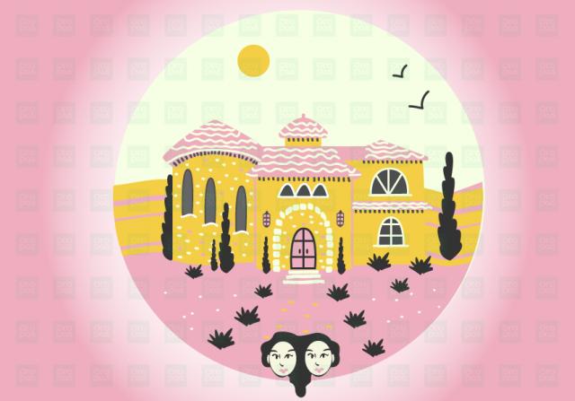 Средиземноморский дом
