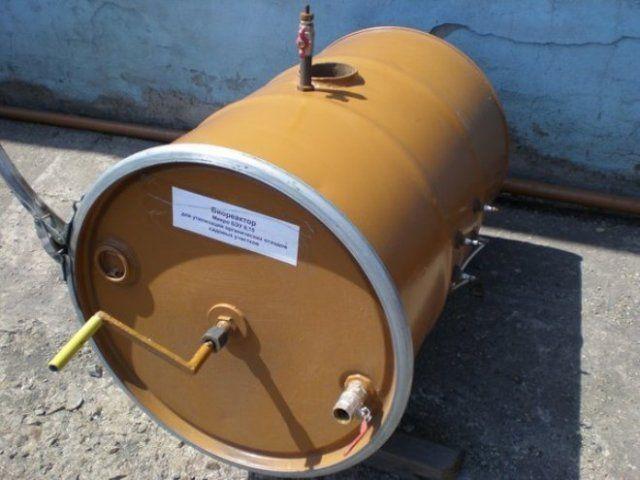 Схема биогазовая установка своими руками фото 826