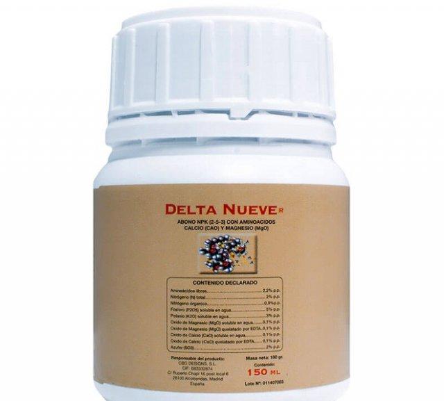 Стимулятор Delta Nueve Cannabiogen Delta