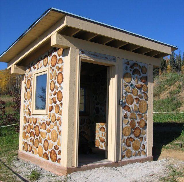 постройка из глиночурок