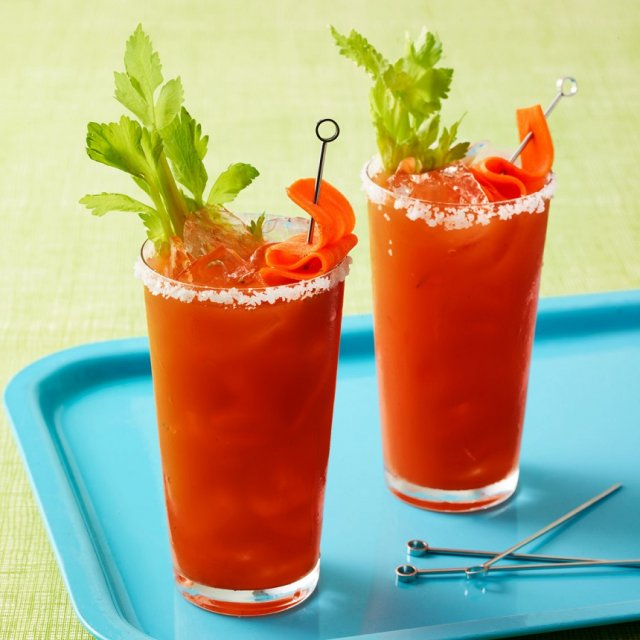 коктейль из моркови и водки